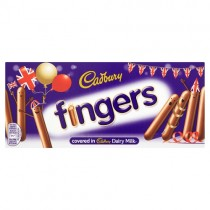 Cadbury Fingers PM £1.29