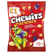 Chewits Chewmix PM £1