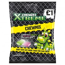 Chewits Xtreme Chewmix PM £1