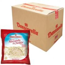 Danscorella Mozzarella & Cheddar Cheese