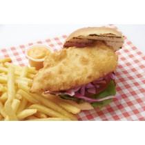 Atlantic Halal Tempura Battered Chicken Fillets