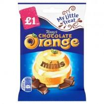 Terrys Chocolate Orange Minis PM £1