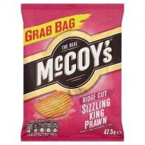 McCoys Sizzling King Prawn