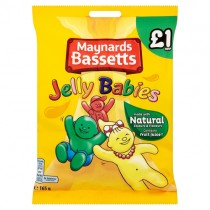 Maynards Bassetts Jelly Babies PM £1