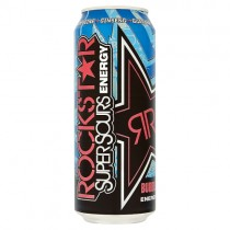 Rockstar Supersours Bubbleburst PM 99p