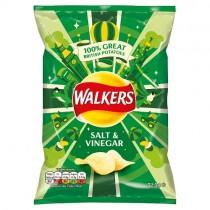 Walkers Salt & Vinegar PM 65p