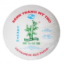 Bamboo Tree Rice Paper 22cm