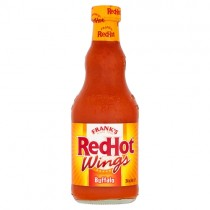 Franks Red Hot Wings Sauce Buffalo