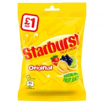 Starburst Original PM £1