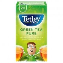 Tetley Green Tea Pure 20s PM £1.49
