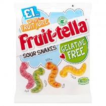 Fruittella Sour Snakes PM £1