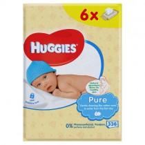 Huggies Pure Baby Wipes PM £1