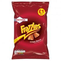 Smiths Frazzles Crispy Bacon PM £1