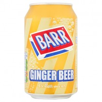 Barr Ginger Beer 330ml PM 49p