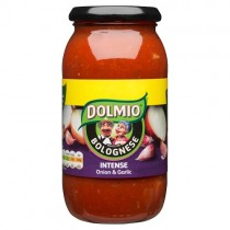 Dolmio Bolognese Intense Onion & Garlic PM £1.89