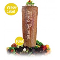 Istanbul Yellow Label Halal Donner 10kg