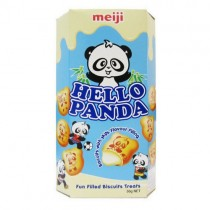 Hello Panda Milk Flavour Filling Biscuits