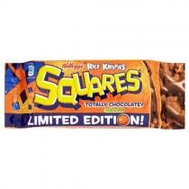 Kelloggs Squares Chocolatey Orange PM 59p