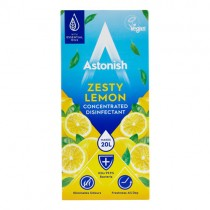 Astonish Disinfectant Zesty Lemon