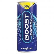 Boost Energy 250ml PM 59p