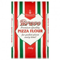 Wrights Bravo Pizza Flour