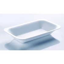 C3 Polyester White Chips Tray