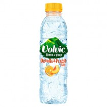 Volvic Touch of Fruit Orange & Peach 500ml
