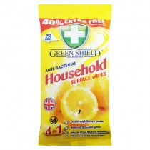 Green Shield Household Surface Wipes