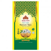 Sultan Basmati Rice Extra Long Grain 20kg
