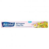 Bacofoil All Purpose Cling Film 300mm x 25m