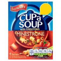 Batchelors Cup a Soup Minestrone with Croutons PM £1.59