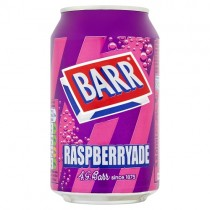 Barr Raspberryade 330ml PM 49p