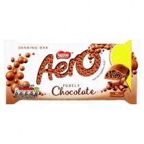 Aero Milk Chocolate 100g PM £1