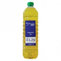 Lifestyle Value Vegetable Oil PM £1.29
