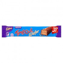 Cadbury TimeOut Wafer PM 35p