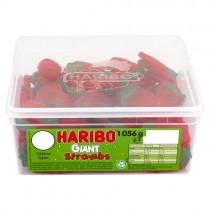 Haribo Giant Strawbs PM 5p