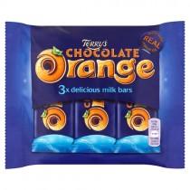 Terrys Chocolate Orange 3 Pack