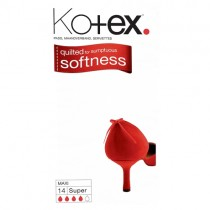 Kotex Maxi Super 14s PM £1.15