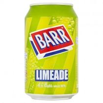 Barr Limeade 330ml PM 49p