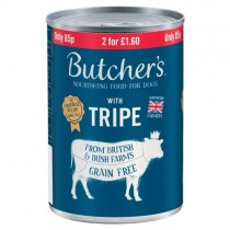 Butchers Tripe 400g PM 85p