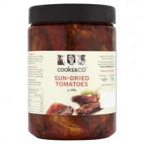 Cooks & Co Sun Dried Tomatoes