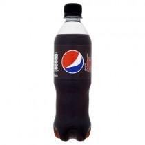 Pepsi Max Bottle 500ml