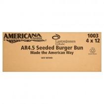 Americana 4.5'' Seeded Burger Bun