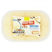Lyons Maid Vanilla Ice Cream £2.25