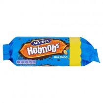 McVities Hobnobs Milk Choc PM £1.65