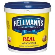 Hellmanns Real Mayonnaise 10lt