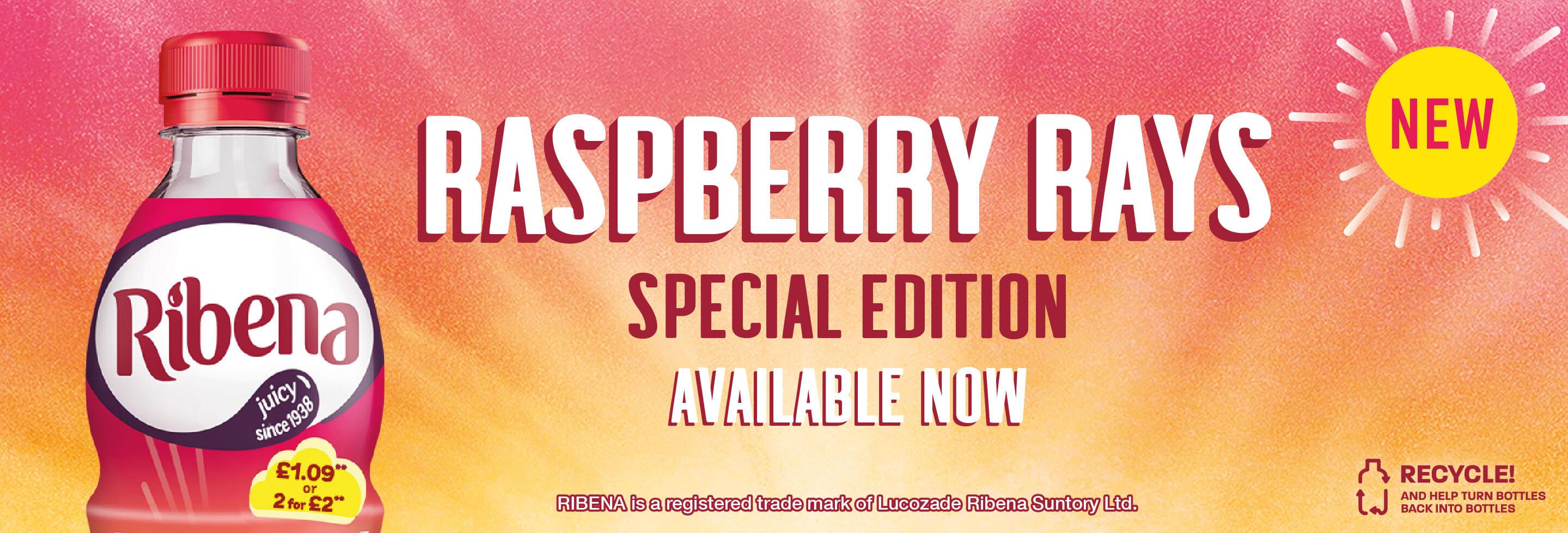 Ribena Raspberry